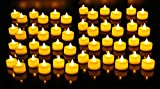 GOYAL® Flameless LED Yellow Tealight ...