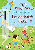 Poppy et Sam - Je trace, j'efface - Les activités d'été