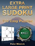 Extra Large Print Sudoku 9 x 9: 150 Easy Puzzles: Volume 12 (Extra Large Print Sudoku Books)