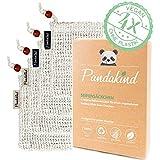 Pandakind *Frankfurter Startup* - verbesserte Version - (inkl. s/w- Labels zum Unterscheiden) - 100%...