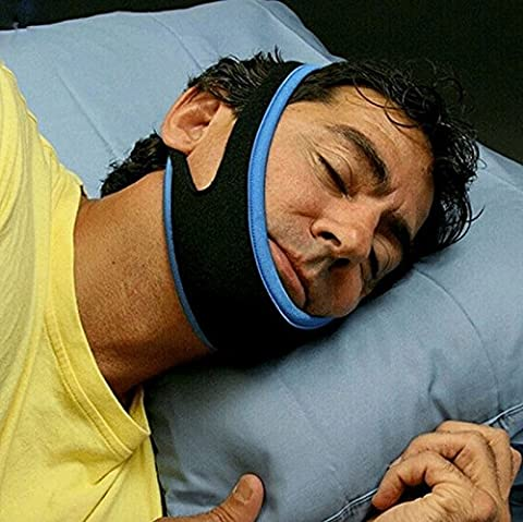 Chin Strap,Yitee Anti Snore Chin Strap,Anti Snore Belt, Anti Snore Jaw Belt with 12cm Velcro