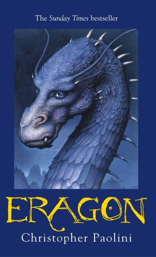 Book cover for Eragon