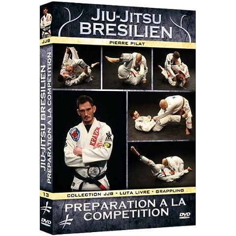 JIU-JITSU BRÉSILIEN - Préparation à la compétition