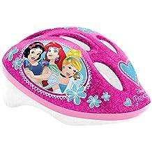 Stamp Princess Disney casco de bicicleta para niña, rosa