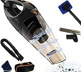 Aspirateur Voiture INNOVA HDM, Mini Aspirateur 110W Avec Accessoire Voiture Serviette...