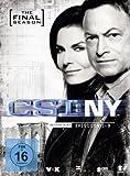 CSI: NY - Season 9.1: The Final Season  [Limited Edition] [3 DVDs]