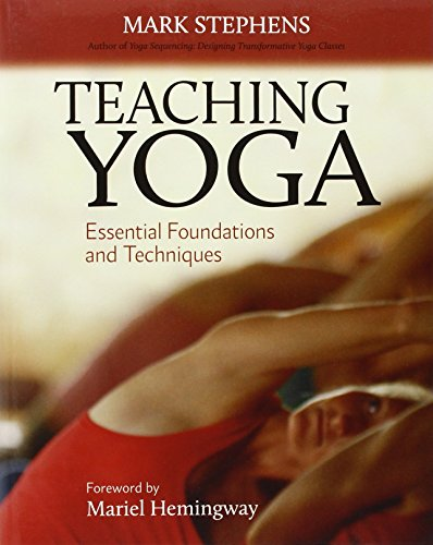 Teaching Yoga: Essential Foundations and Techniques Test