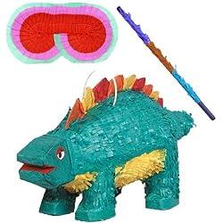 Piñatas - Dinosaurio stegosarus para Fiesta Detalle