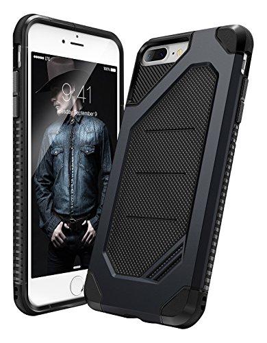 Custodia MAX per iPhone 7 Plus offre una protezione a doppio strato in metallo che resiste anche alle cadute più assurde
