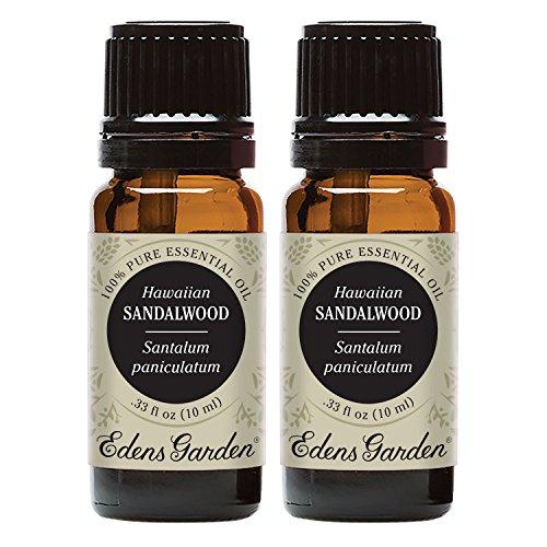 Edens garden sandalo hawaiano therapeutic grade essential oil