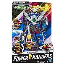 Hasbro E5894100 Power Rangers, Beast-X Ultrazord Figura di Azione, Multicolore, Taglia Unica