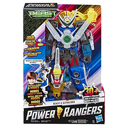Zeo Ranger 5 Kostüm - Power Rangers E5894100 Morphers Beast-X Ultrazord,