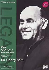 Elgar: Symphony No.2/ Enigma (Symphony No.2/ Enigma Variations) [DVD] [2011] [NTSC]