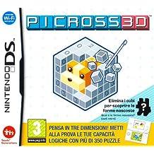 Picross 3D [Importación italiana]