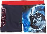 Star Wars Jungen Baby Badebekleidung 803, Blau Bleu Marine, 9 Jahre