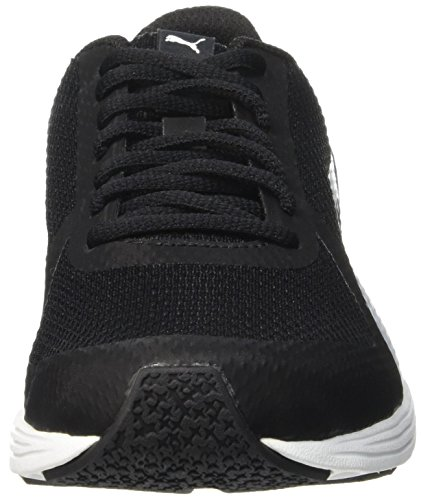 Puma - Modern S, Sneaker Donna Nero (Nero (Black/White))
