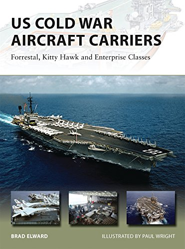 Carriers: Forrestal, Kitty Hawk and Enterprise Classes (New Vanguard, Band 211) (Kitty Wars)