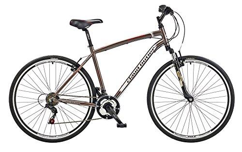 Claud Butler Explorer 100 Gents 22 Inch Brown Explorer Bike