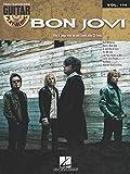 Guitar Play-Along Volume 114 Bon Jovi Guitar Book/Cd (Hal Leonard Guitar Play-Along)