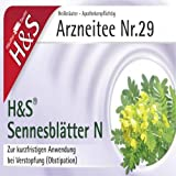 H&S Sennesblätter N, 20 St
