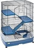 Flamingo Tower Cage pour Furet/Rongeur Taille L