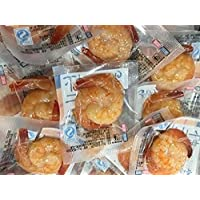 2 libras (908 gramos) envasado al vacío bocado de carne de camarón del mar de China