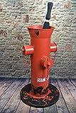 Livitat® Schirmständer 60 x 35 cm Regenschirmständer Hydrant Vintage Blech Metall LV5059 …