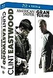 Clint Eastwood: American Sniper + Gran Torino [Blu-ray + Copie digitale]
