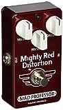 MAD professeur MIGHTY Rouge distorsion effets de distorsion pour guitare électrique de SURMULTIPLICATEUR-fuzz...