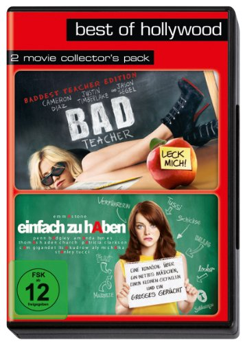 Bild von Best of Hollywood - 2 Movie Collector's Pack: Bad Teacher / Einfach zu haben [2 DVDs]