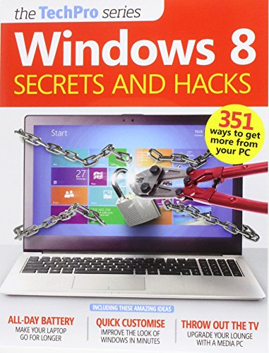 Windows 8: Secrets and Hacks