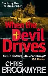 When The Devil Drives (Jasmine Sharp Book 2)