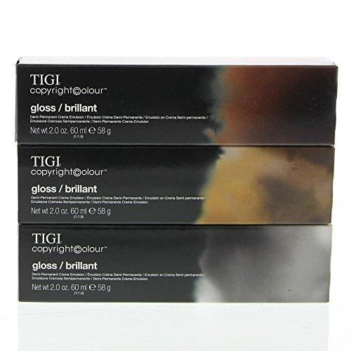 Tigi Gloss Teinte cendrée Blond cendré 9/83 60 ml