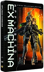 Appleseed Ex Machina (Steelbook) [Collector's Edition] [2 DVDs]