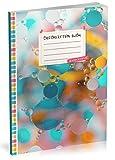 Checklisten-Buch: To Do Listen Planer   Ca. A5 Softcover   70+ Seiten mit Titel, Datum & Register   Perfekt für Aufgaben zum Abhaken, Bucket Listen, Reiseplaner uvm.   Motiv