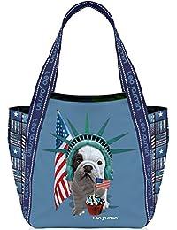 Sac shopping Téo Jasmin Medium - Téo América Denim