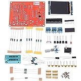 WINGONEER DIY GM328 Transistor Tester LCD Diodo Capacitancia ESR Voltaje Frecuencia Meter PWM Square Wave Signal Generator