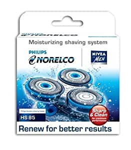 philips norelco hs85 shaving unit by philips norelco  english manual  amazon de drogerie