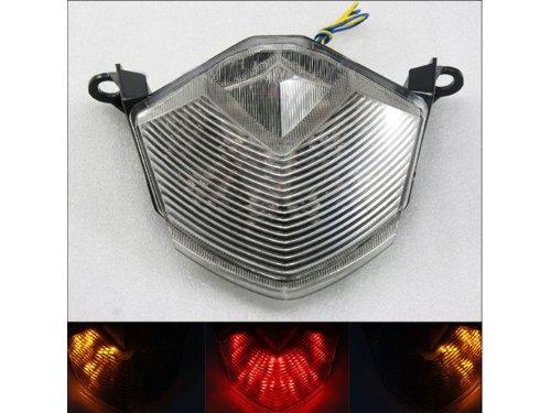 Wotefusi Moto Abs Injection LEDs Turn Signal Lumineux pour Suzuki Z750 07-08