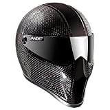 Bandit Crystal Carbon für Streetfighter,Autoklav,Sehr Leicht,Top Speed, Größe:XXL(63cm), Sports-Farbe:Race Carbon