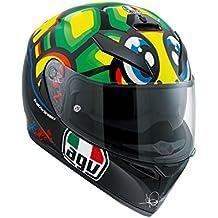 AGV K3SV Rossi Tartaruga Casco