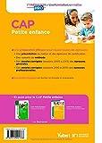Image de CAP Petite enfance - Annales corrigées - Session 2015