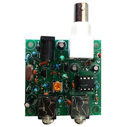 Homyl Diy Qrp Pixie Kit Cw Receiver Sender 7.023 Mhz Kurzwellenstrahlung Radio