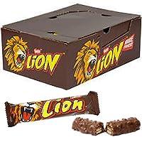 Lion ORIGINAL CHOCOLATE Bar by Nestle - Full box of 40 x 41g Bars