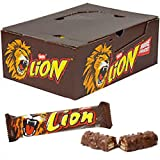 Lion ORIGINAL CHOCOLATE Bar by Nestle - Full box of 40 x...