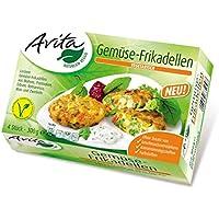 Avita - Gemüse-Frikadellen Vegetarisch TK - 4St/300g