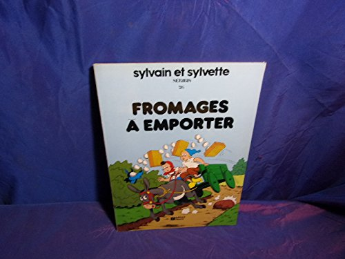 Fromages à emporter