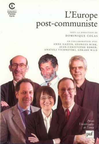 L'Europe post-communiste