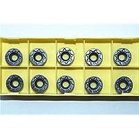 Deskar 10P rdmw 1204mot-pm lf6018CNC molienda carburo Insertar for-steel partes