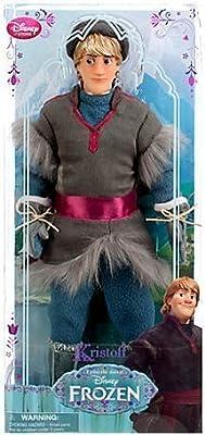 Disney Frozen Exclusive 12 Inch Classic Doll Kristoff by Disney [Toy] (English Manual) de Disney